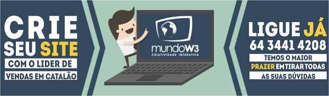 MundoW3 - Banner
