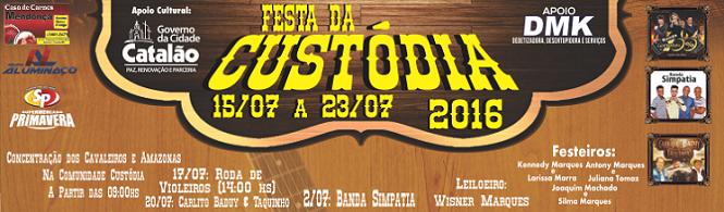 cartaz festa da custódia 2 20162