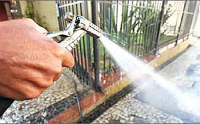 Foto Euler Junior/EM/D.A Press - 19/03/2009 - Dia Mundial da Agua. - Bons exemplos e desperdicio no uso  desse recurso. O proximo dia 22 comemora-se o Dia Mundial da Agua.