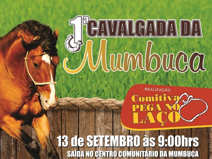 Cavalgada da Mumbuca