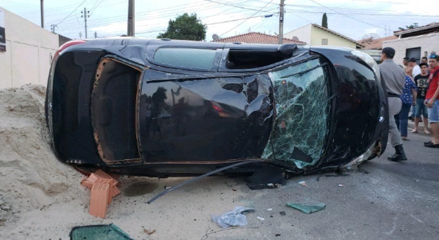 Final de semana em Catalão marcado por acidentes de trânsito