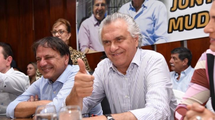 ELEIÇÕES 2020: ADIB ELIAS IRÁ SE FILIAR NO DEM DE RONALDO CAIADO