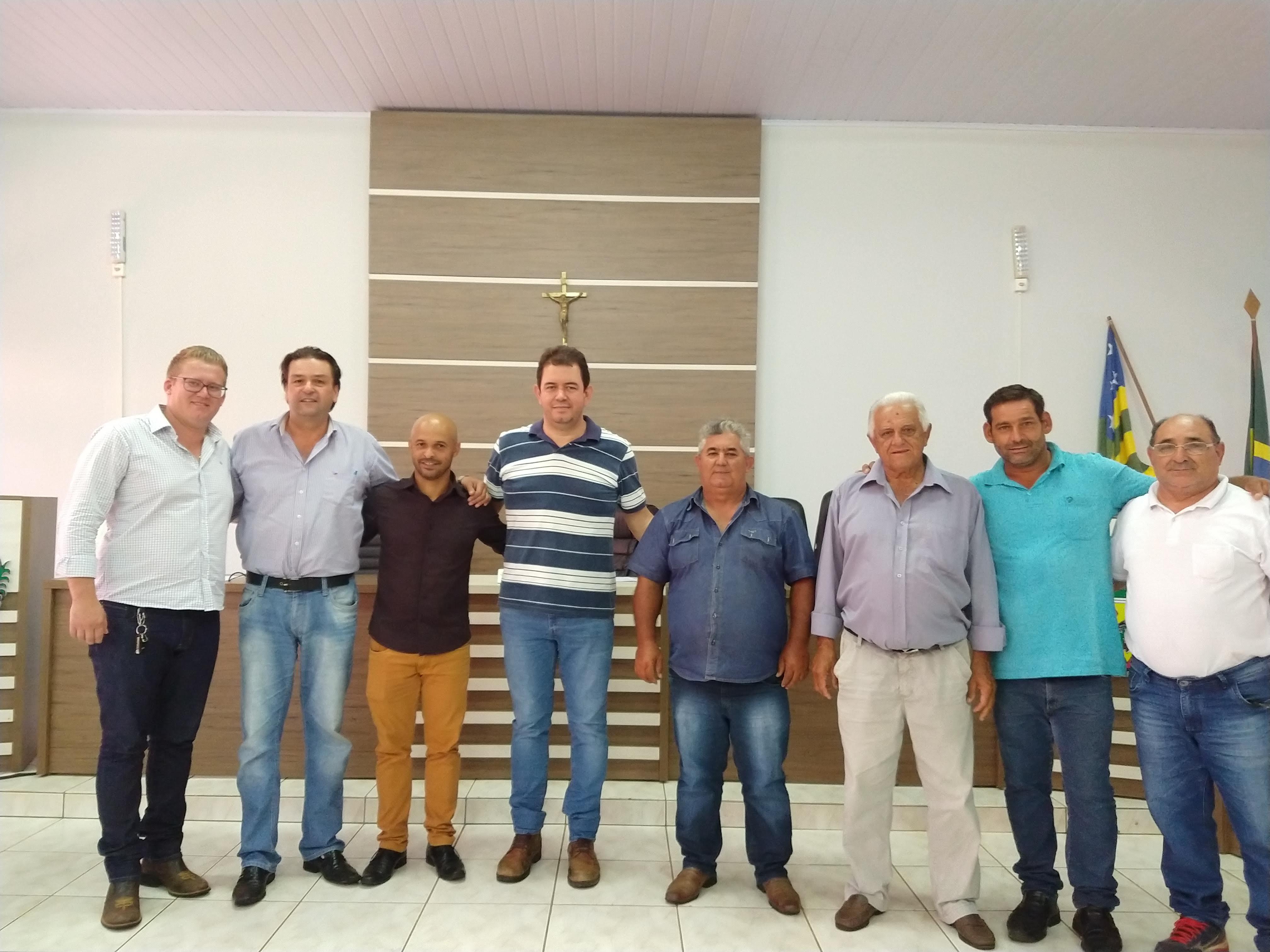EM OUVIDOR, OPOSIÇÃO ELEGE NOVO PRESIDENTE DA CÂMARA DE VEREADORES; CASA DE LEIS SERÁ PRESIDIDA PELO VEREADOR JORGINHO (SD)