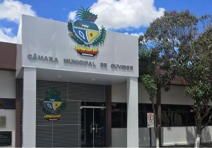 NOVA MESA DIRETORA DA CÂMARA DE VEREADORES DE OUVIDOR SERÁ EMPOSSADA HOJE A NOITE