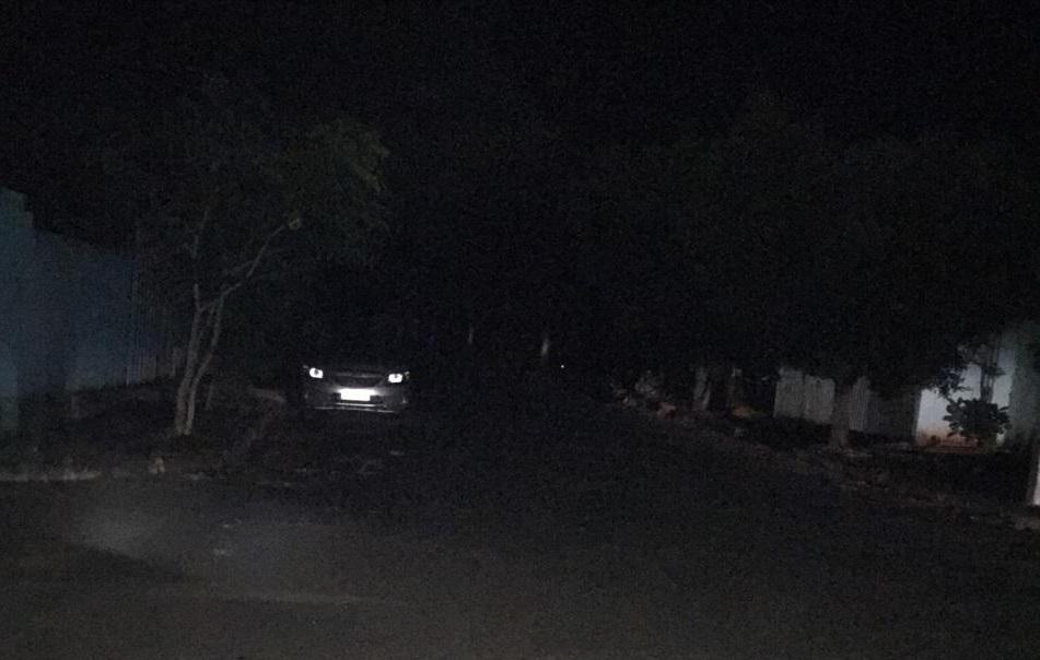CIDADE DE TRÊS RANCHOS COMPLETA MAIS DE 08 HORAS SEM ENERGIA ELÉTRICA; ENEL NÃO INFORMOU MOTIVO