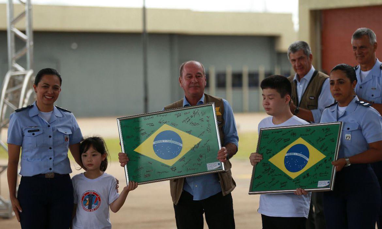 CORONAVÍRUS: BRASILEIROS DEIXARAM QUARENTENA NA BASE ÁREA DE ANÁPOLIS NO ÚLTIMO DOMINGO (23/02)
