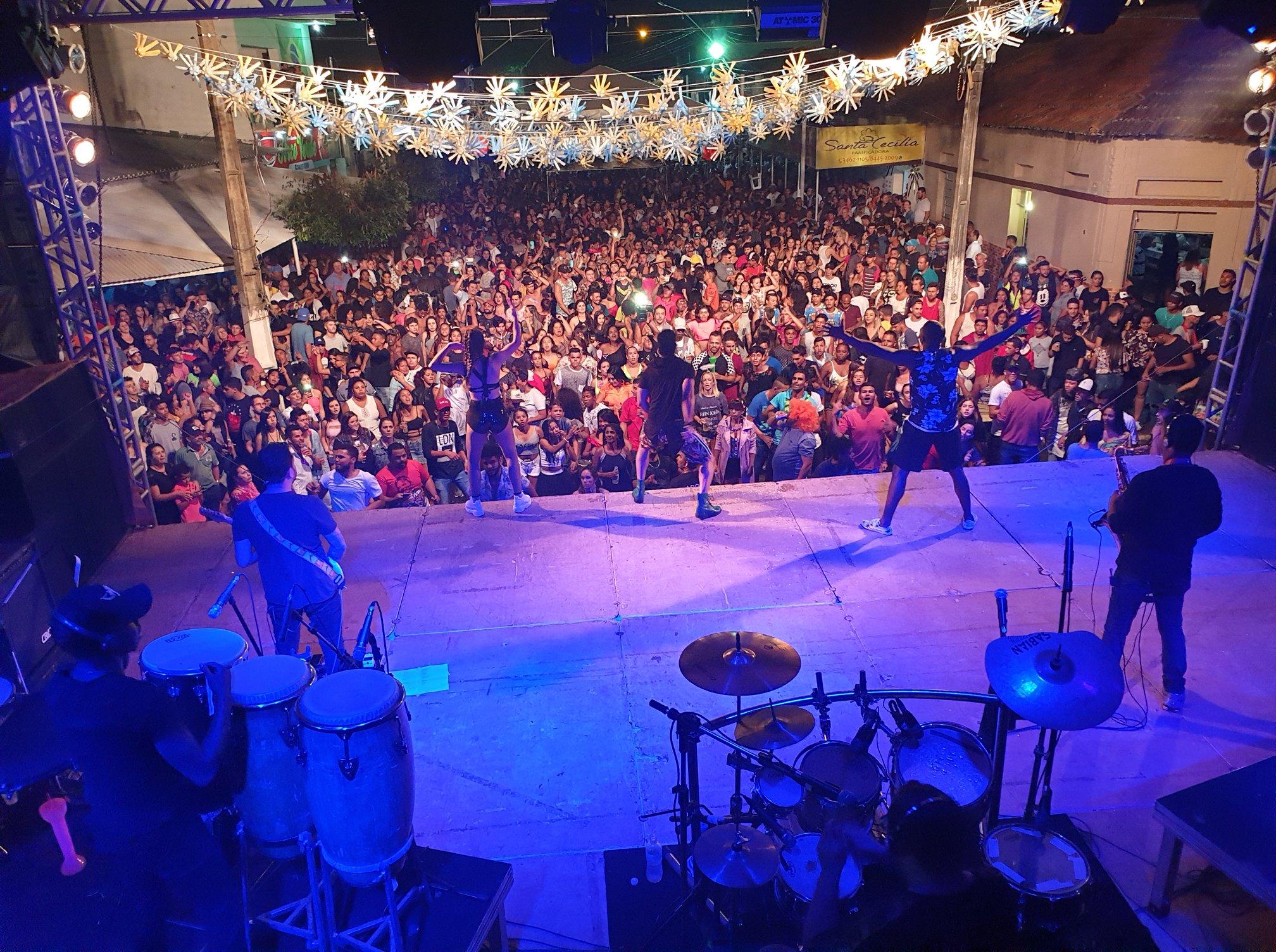 CARNAVAL DE GOIANDIRA: SHOWS, DJ E SOM AUTOMOTIVO FARÃO A ALEGRIA DOS FOLIÕES EM MAIS UMA EDIÇÃO DO CARNAVAL DE RUA