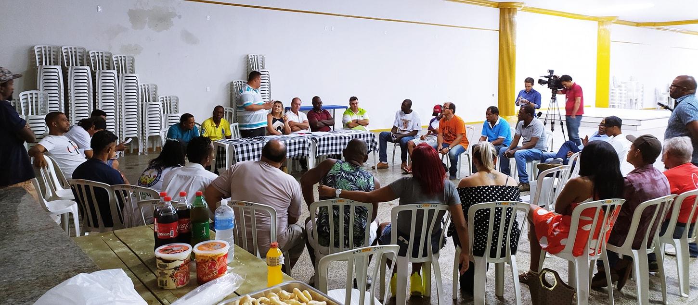 PRESTAÇÃO DE CONTAS DA FESTA DO ROSÁRIO 2019 FOI ENTREGUE PELO CASAL DE FESTEIROS; SALDO FOI POSITIVO