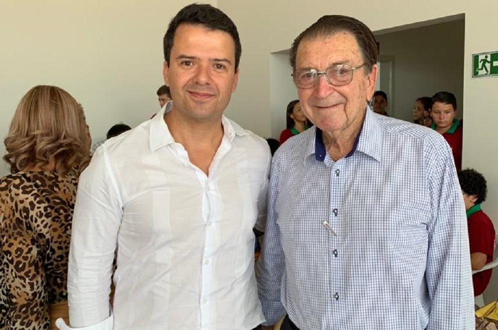 NETO DE HALEY MARGON QUER CONTINUAR LEGADO POLÍTICO DO AVÔ