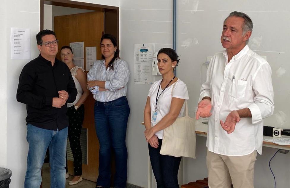 DEPARTAMENTO DE ENFERMAGEM DA UNIVERSIDADE FEDERAL DE CATALÃO (UFCAT), EM PARCERIA COM SMS, LANÇARAM O TELECOVID CATALÃO; 0800 646 1045