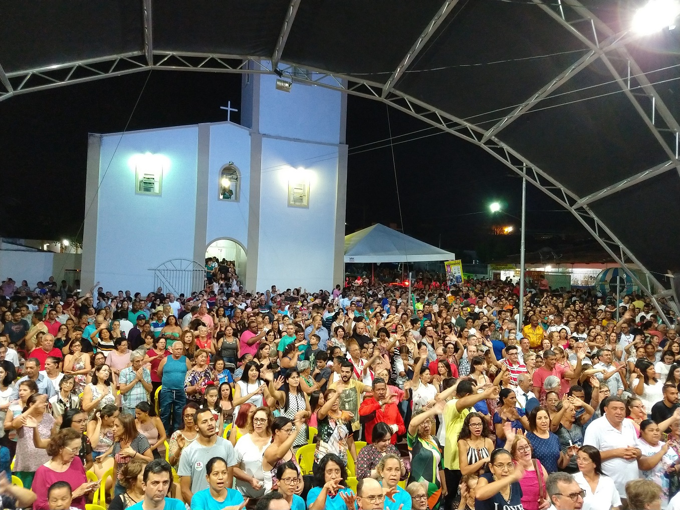 CORONAVÍRUS: REALIZAÇÃO DA CENTENÁRIA FESTA DO ROSÁRIO DE CATALÃO DEVE SER DISCUTIDA SOMENTE EM AGOSTO; DIRETORIA SE REUNIRÁ NA MANHÃ HOJE COM O PREFEITO ADIB