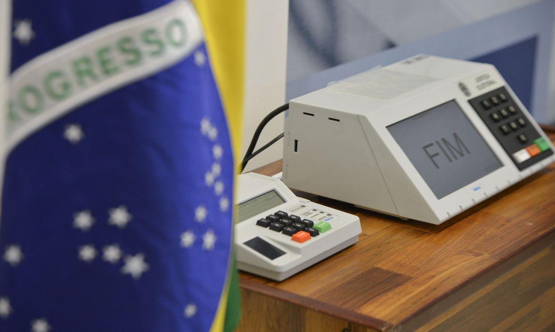 ELEIÇÕES 2020: BARROSO RECEBE PRESIDENTES DA CÂMARA E DO SENADO PARA DISCUTIR ELEIÇÃO